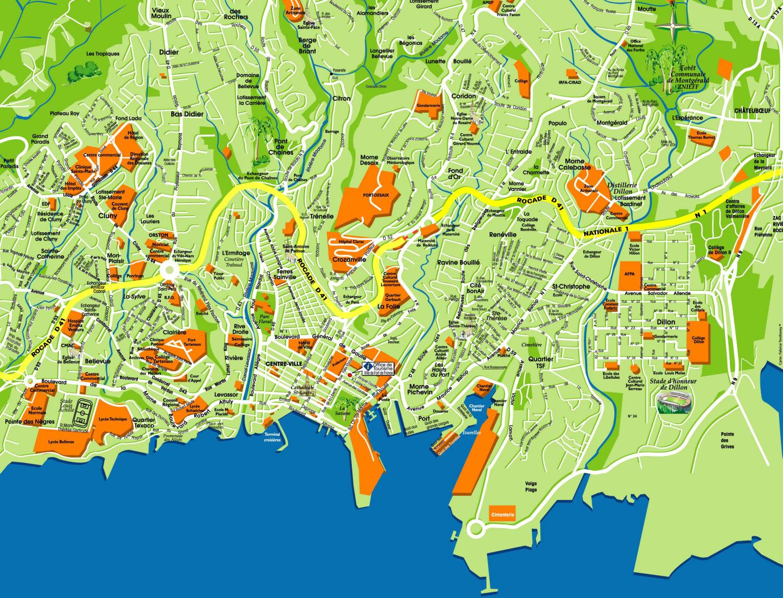 Escale Martinique